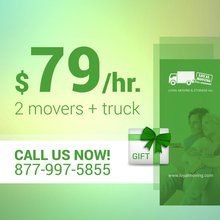 Moving 2+ bdr ? Get $25.00 Gift Card